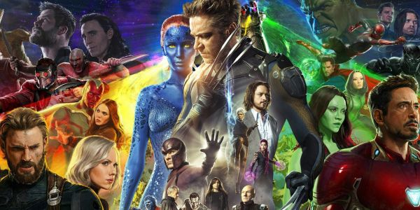 Avengers vs. X-Men Movie Imagined in Awesome Fan Posters