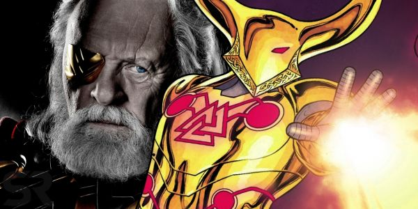 Thor's Father Just Became The New Iron Man