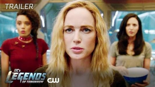Tagumo Attacks in DC's Legends of Tomorrow Episode 4.05 Promo