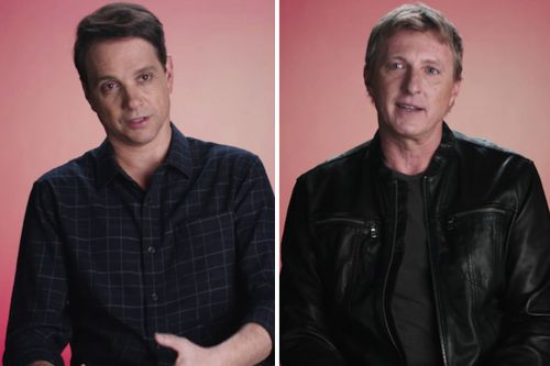 'Cobra Kai' Delivers Pitch Perfect '30 For 30′ Parody on Iconic Daniel LaRusso vs. Johnny Lawrence Showdown