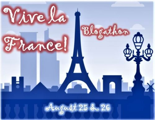 """Viva la France!"" - the Blogathon, Day 1"
