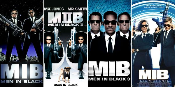 Men In Black Movies, Ranked Worst to Best
