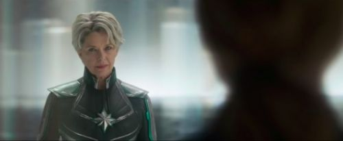 'Captain Marvel' Clip Reveals the Classic Marvel Character That Annette Bening is Playing