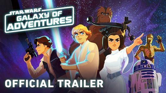 Lucasfilm Reveals Star Wars Galaxy of Adventures Animated Series