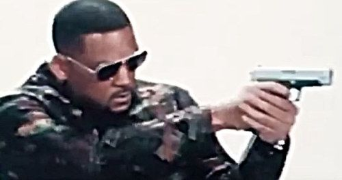 Bad Boys for Life BTS Video Has Will Smith Locked, Loaded &