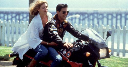 Top Gun 2 First Look Has Tom Cruise & Jennifer Connelly