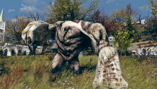 Fallout 76: 20 Mutated Creatures Only High-Level Players Can Take Down