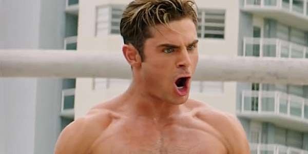 Zac Efron Does Not Recommend Training The Way He Does For Baywatch And Other Movies