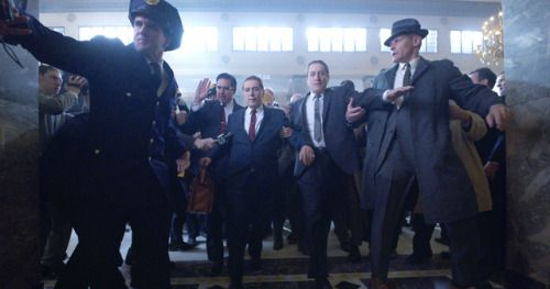 The Irishman Trailer Arrives, Martin Scorsese Reunites with