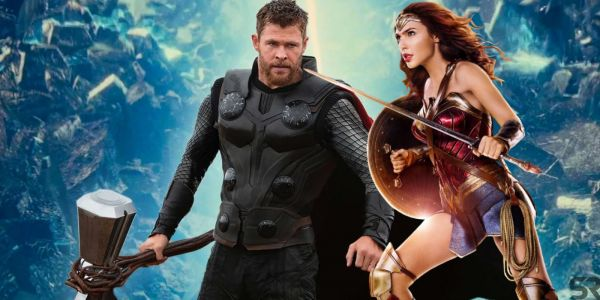 Justice League: The Snyder Cut Made Wonder Woman Better Than Thor