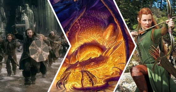 15 Things Even True Fans Didn't Know About Del Toro's Canceled Hobbit Movies