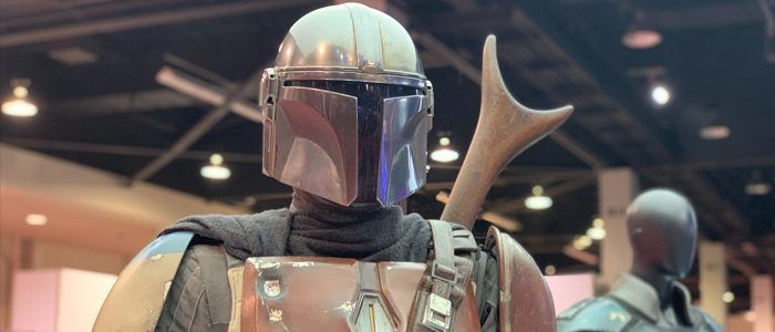 'The Mandalorian': See Photos of Pedro Pascal and Gina Carano's Costumes
