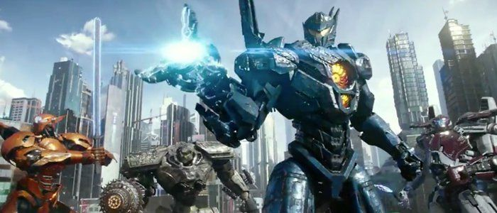 'Pacific Rim Uprising' Spot Introduces the New Jaegers