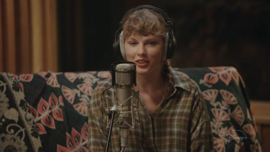 Taylor Swift Reveals Folklore Concert Film to Debut Tomorrow on Disney+