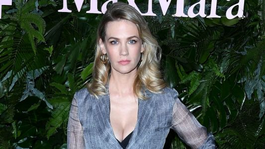 January Jones Joins Netflix Skating Series Spinning Out