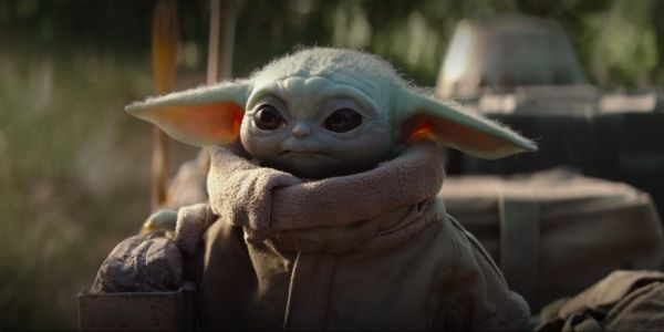 Baby Yoda Plays Baby Shark in Mandalorian Mashup Video