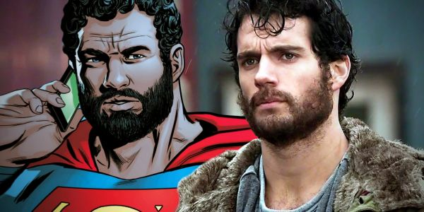 Superman Comics Just Made Henry Cavill's BEARD Canon