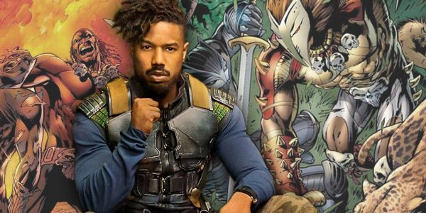 How Black Panther Changed Comic Book Killmonger for the Movie