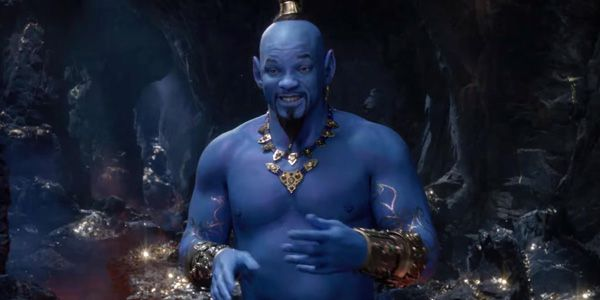Why Will Smith Almost Said 'No' To The Live-Action Aladdin