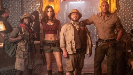 Dwayne Johnson Officially Wraps Filming on Jumanji 3