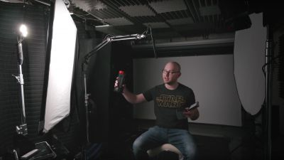 Small LED Shootout: Can You Replace Your Big Studio Lights with Tiny LEDs?