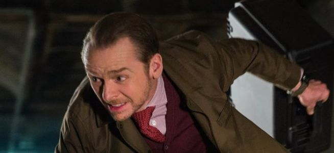 Surprise! Simon Pegg is Part of 'The Boys' Cast After All