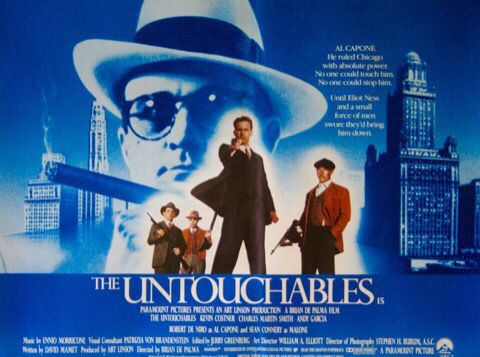The Untouchables (1987) Blind Spot Review
