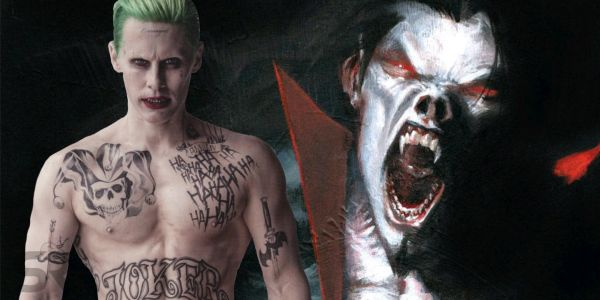 Jared Leto To Star In Sony's Morbius The Living Vampire Spider-Man Spinoff