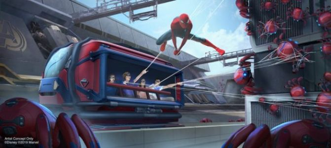 Disney Parks Announces Its Marvel Land WEB Program Will Be Introduced in Movies, Even Though Spider-Man May Not Appear in Future MCU Films