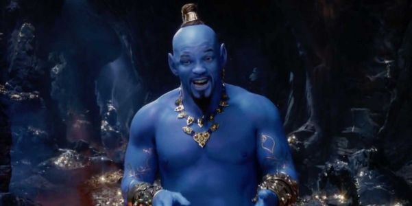 Why Will Smith Was The Perfect Choice To Play Aladdin's Genie, According To The Producer