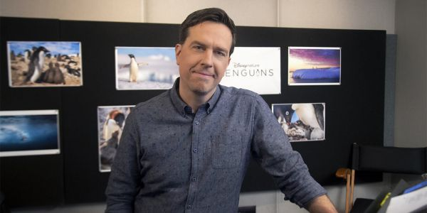 Ed Helms Will Narrate Disneynature's Penguins