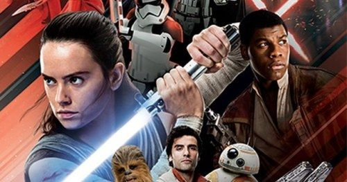 Last Jedi Director Thanks Fans on 1 Year Anniversary, Reigniting