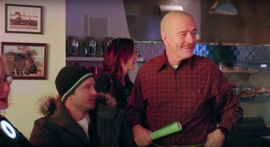 'El Camino' Behind the Scenes Featurette: Inside the 'Breaking Bad' Reunion With Bryan Cranston