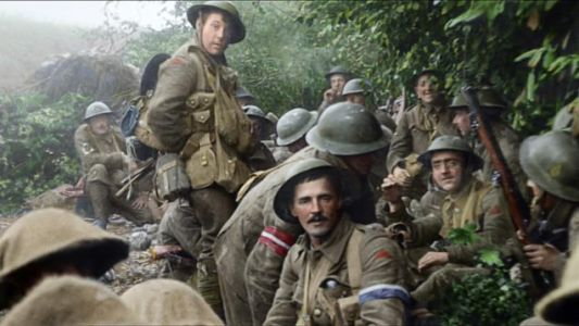 THEY SHALL NOT GROW OLD Review: In Living Color