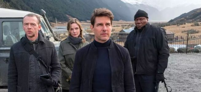 Win a 'Mission: Impossible' Prize Pack Containing the 6-Movie Collection, Vinyl Soundtrack and More