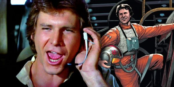 Han Solo Leads Rogue Squadron in EPIC Star Wars Comic