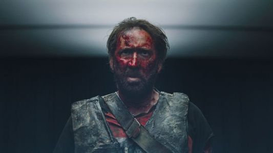 New Japanese Trailer for Nicolas Cage's Newest Thriller Mandy