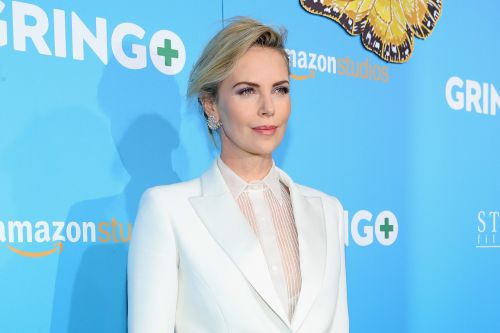 """Charlize Theron Says It's """"So Outrageous"""" To Arm Teachers With Guns"""