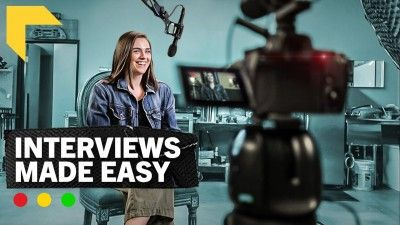How to Shoot Gorgeous Interviews in Hideous Locations