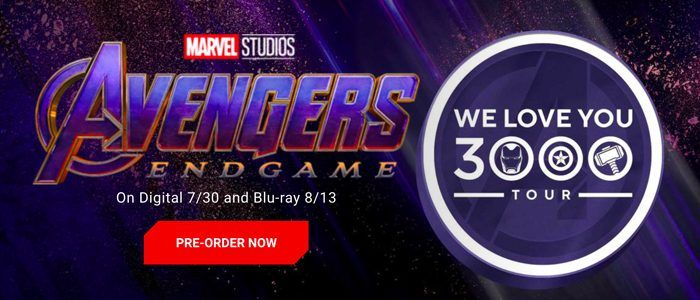 Marvel Studios is Visiting Nine U.S. Cities to Celebrate 'Avengers: Endgame' Home Video Release, With Special Guests