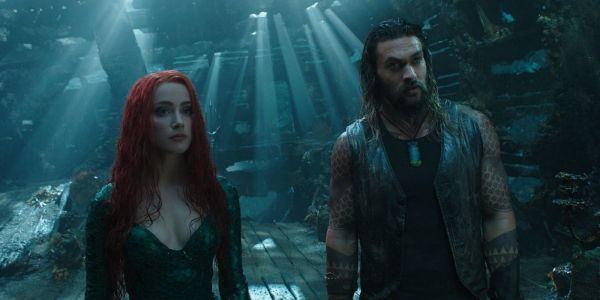 Aquaman: Jason Momoa Dragged Amber Heard Through Water in Awkward Deleted Scene