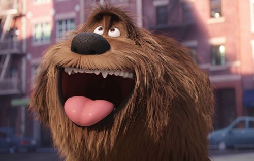 That Moment In 'The Secret Life of Pets' When Duke Comes Home