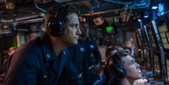 Watch First Trailer for Gerard Butler's Submarine Thriller 'Hunter Killer'
