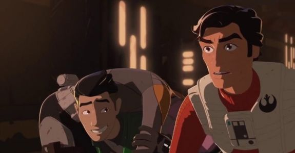 'Star Wars Resistance' Will Run Parallel to 'The Force Awakens' and Possibly Beyond