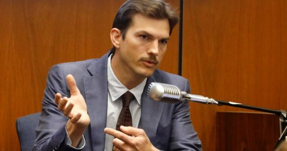 Ashton Kutcher Testifies in Hollywood Ripper Murder Trial