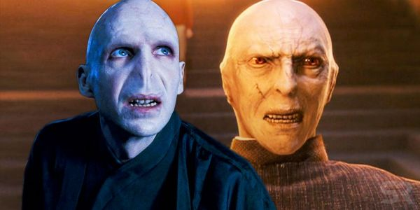 Who Played Voldemort In Sorcerer's Stone