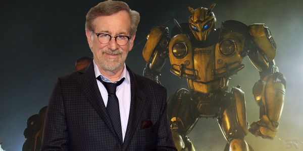 Bumblebee Concept Came from Steven Spielberg