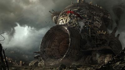 Mortal Engines Box Office Massacre Reminds us of Creative Mortality