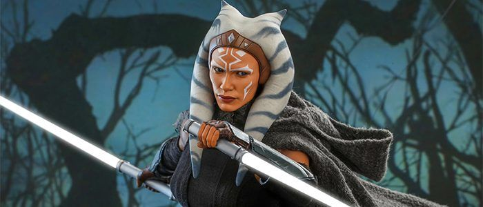Cool Stuff: Hot Toys Expands 'The Mandalorian' Collection with New Ahsoka Tano and Grogu Figures