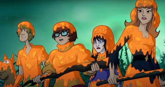 Happy Halloween, Scooby-Doo! Trailer Teams Mystery, Inc. with Elvira and Bill Nye